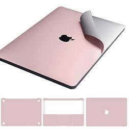 JRCMAX 5-in-1 Macbook Full Body Stickers For Macbook Air 13-