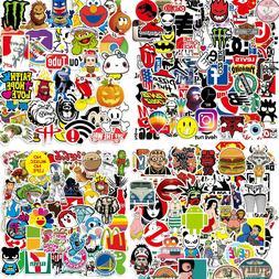 100/200/300 Skateboard Stickers Bomb Vinyl Laptop Luggage De