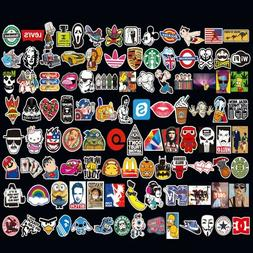 100/200 Skateboard Stickers bomb Vinyl Laptop Luggage Decals