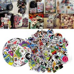 100/300/500X Skateboard Stickers Graffiti Laptop Sticker Lug