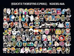 1000 Stickers Bomb Vinyl Decal Car Skateboard Laptop Luggage