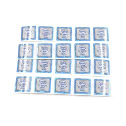 1000x   laptop stickers labels for  inter CORE i7 vPro insid