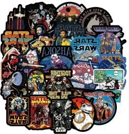 100pc Star Wars Vinyl Stickers Bomb Car Laptop Skateboard Lu