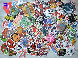 100pcs Graffiti bomb Vinyl Decals Dope Car Skateboard Laptop