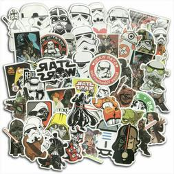 100Pcs Star Wars Vinyl Stickers Graffiti Bomb Car Laptop Ska