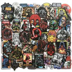 108x Star Wars Vinyl Stickers Bomb Car Laptop Skateboard Lug
