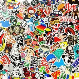 10pcs Random Stickers Character Cute Colorful Skateboard Lap