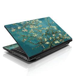 "13.3"" 15.6"" 16"" Laptop Skin Sticker Notebook Decal Almond Tr"