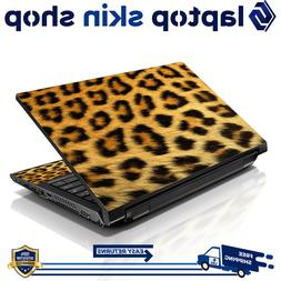 "13.3"" 15.6"" 16"" Laptop Skin Sticker Notebook Decal Leopard P"