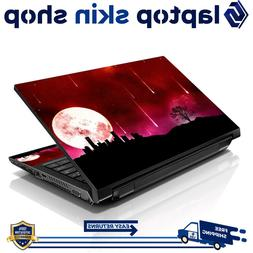 """13.3"""" 15.6"""" 16"""" Laptop Skin Sticker Notebook Decal Red Earth"""