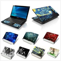 "15 15.6"" Laptop Notebook Skin Sticker Cover Decal Fits 13.3"""