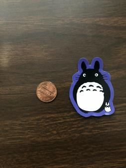 1x Totoro LAPTOP SKATEBOARD CAR WATERPROOF STICKER Philosoph