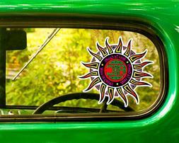 2 ALICE IN CHAINS DECALs Sticker Bogo For Car Window Bumper
