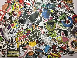 200 Skateboard Stickers bomb Vinyl Laptop Luggage Decals Dop