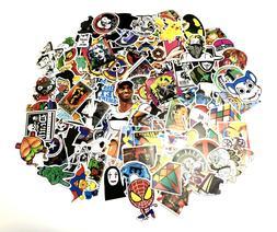 200pcs Skateboard Stickers Graffiti Laptop Car Luggage Decal