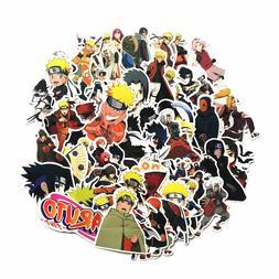 2019 japan anime 63Pcs/lot Naruto sasuke Cartoon For Snowboa