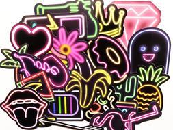 21 Stickers Skateboard Laptop Decals Dope Sticker Iphone Cas