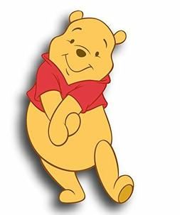 """3"""" Wide Winnie the Pooh Decal Sticker for case car laptop ph"""