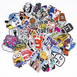 300 pcs Skateboard Stickers Graffiti Laptop Sticker Luggage
