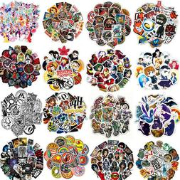 30pc Skateboard Graffiti Stickers Vinyl Laptop Luggage Decal