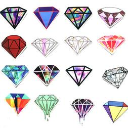 3D Diamond Sticker Bomb Pack Lot Hologram Laptop Phone Car W