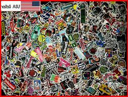 400 New Random Skateboard Stickers bomb Laptop Luggage Decal