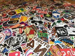 400 PCS Stickers Skateboard Sticker Graffiti Laptop Car Lugg