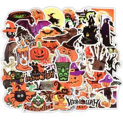 50 halloween horror sticker bomb ghost bat