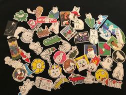 50 Supreme RIPNDIP Skateboard Vintage Vinyl Sticker Laptop L