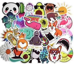 50 VSCO Stickers for Hydro Flask Laptop Girl Decals Skateboa