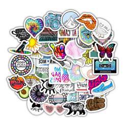 100 Stickers - Trendy Cute VSCO Teen Girls Stickers Decals f