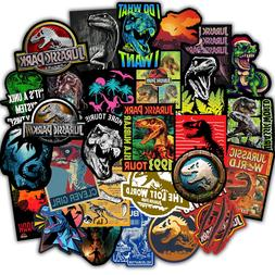 50x Dinosaur JDM Car Stickers Men Cool Decoration for Luggag