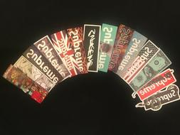 55 Supreme Skateboard Longboard Vintage Vinyl Sticker Laptop