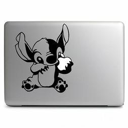 Disney Stitch Eat Apple for Apple Macbook Air / Pro Laptop V