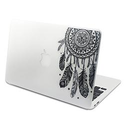 Easy Gift Dream Catcher Decal Removable Vinyl Macbook Decal
