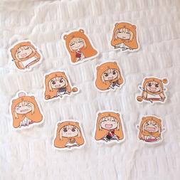 Himouto! Umaru-chan Sticker 10 pcsSet Waterproof,Japan anime