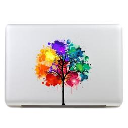LoveDecalHome macbook decal colors tree Macbook sticker part