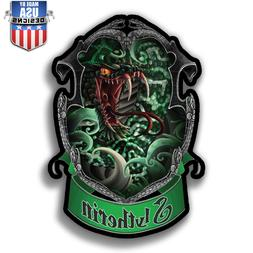 Slytherin Insignia Harry Potter vinyl Sticker Decal phone la