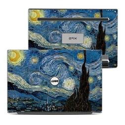Starry Night by Vincent van Gogh Decal Sticker Skin for Dell