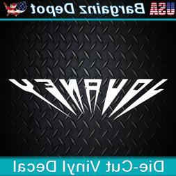 Vinyl Decal ... JOURNEY ... Band Car Laptop Sticker Vinyl De