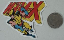 X-men sticker wolverine marvel comics skate skateboard cell