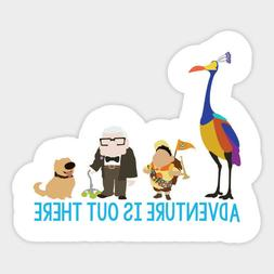 Adventure is Out There Up Movie Disney Vinyl Decal Sticker L