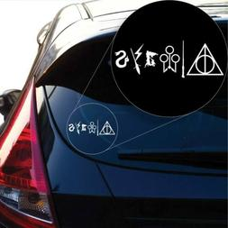 Always Harry Potter Decal Sticker for Car Window, Laptop and