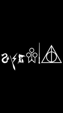 Always Harry Potter WHITE Vinyl Car/Laptop/Window/Wall Decal