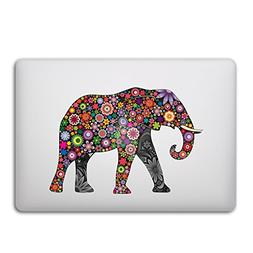 iCasso Animal Removable Vinyl Decal Sticker Skin for Apple M