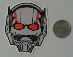 Antman sticker x2 PCS  marvel comics avengers skate cell lap