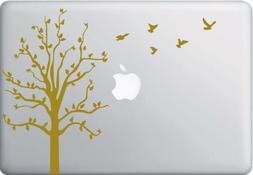 Apple Tree with Birds - Macbook or Laptop Decal