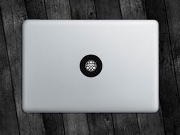 Arc Reactor Sticker Iron Man Avengers Decal For MacBook iPad