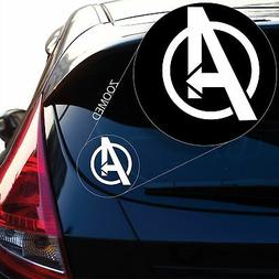 avengers decal sticker for car window laptop