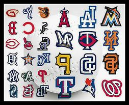 MLB LICENSED BASEBALL TEAM LOGO INDOOR STICKER LAPTOP TABLET